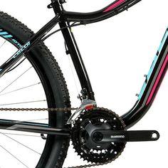 Fuji Touring 2020 City Bike Quadro tamanho 64 Cm Preto