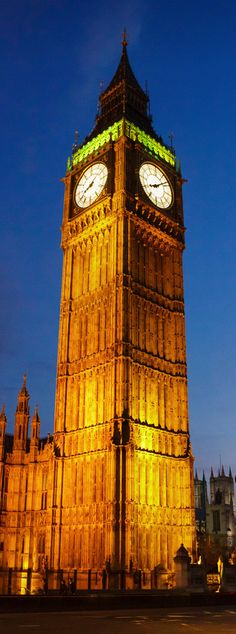 The Big Ben, London, UK