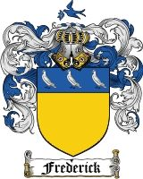 Frederick Coat of Arms / Frederick Family Crest