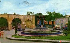 Fotos de Morelia, Michoacan, México: Arcos del acueducto y Fuente Tarasca