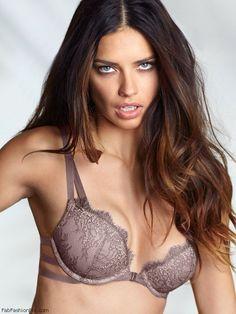 Adriana Lima for Victoria's Secret lingerie