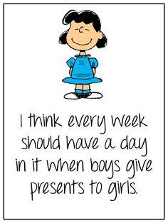 Lucy Van Pelt #Peanuts