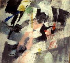 VIA TRAVERSA Afro Basaldella Udine, 1912 - Zurigo, 1976 Galleria d'Arte Moderna