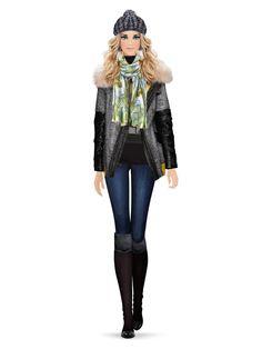 Fashion Game winter wonderland