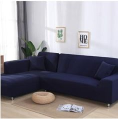 solid color corner sofa covers for living room elastic spandex slipcovers couch cover stretch sofa towel L shape need buy Sectional Couch Cover, Sofa Cushion Covers, Couch Covers, Cushions On Sofa, Couch Furniture, Furniture Covers, Furniture 123, Living Room Sofa, Home Living Room