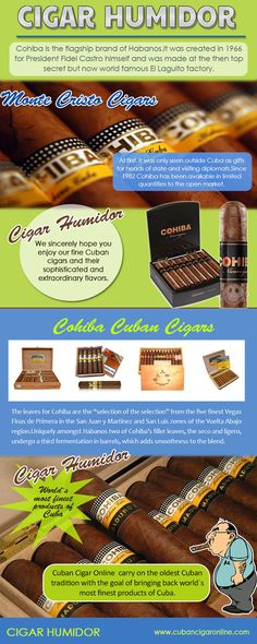 Many cigar lovers often wonder if they should invest in a humidor, a box where their cigars can age gracefully. Browse this site http://www.cubancigaronline.com/cuban-cigars/ for more information on cigar humidor. They offer an elegant, handcrafted display case providing maximum preservation and elegance. The most important aspect of a cigar humidor is its climate control system. Follow Us: http://www.aboutus.com/Monte_Cristo_Cigars