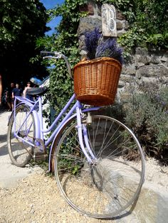 Lavender fest in Tihany Practical Magic, Lavender Blue, Garden Gates, How Beautiful, Hungary, Countryside, Straw Bag, Flora, Around The Worlds
