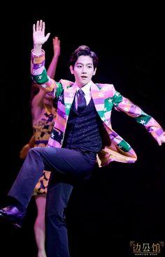 140715 Baekhyun   Singin' in the Rain Musical