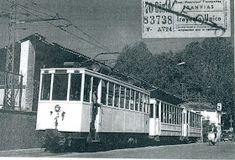 El popular y querido Tranvía dela Sierra. (21 de febrero 1925 - 20 de enero 1974)     Fue uno de los pioneros en lo que a ferrocarrile...