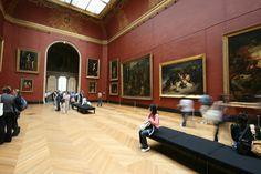 フランス旅行 パリ ルーヴル美術館 モナリザ 観光