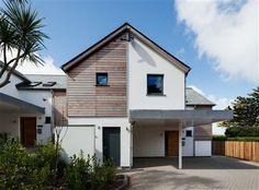 Private Houses, New Residential Development, New Polzeath in Polzeath, Cornwall by Devon Architects Trewin Design Partnership