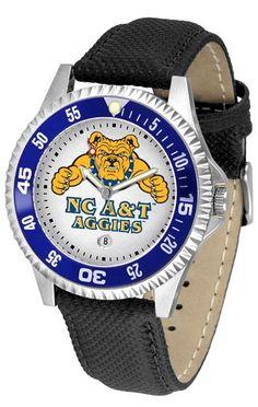 North Carolina A&T Aggies Competitor Watch