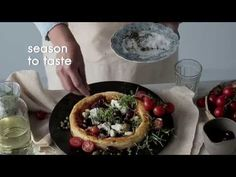 Sweet onion marmalade and goat's cheese tartlets  Flavour Society  Woolworths