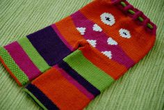 Monster longies - I have to make a pair of these for Baby Boy.