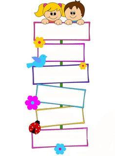 Boarder Designs, Page Borders Design, Rose Flower Wallpaper, Flower Background Wallpaper, Name Tag For School, Graduation Album, Boy Crying, Felt Puppets, Islamic Cartoon