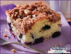 Frozen fruit coffee cake recipe
