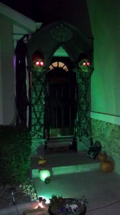 My Fun Projects: Halloween Arch