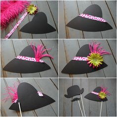 photo booth temples hats | Louisville: Make It: Kentucky Derby Photo Booth Props