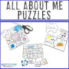 All About Me Worksheet: First Day of School Activities: Distance Learning Packet |  2nd, 3rd, 4th, 5th grade, Activities, Back to School, Bulletin Board Ideas, Fun Stuff, Holidays/Seasonal, Middle School All About Me Activities, First Day Of School Activities, Get To Know You Activities, School Resources, All About Me Worksheet, Get To Know Me, Getting To Know You, All About Me Poster, Christian Bulletin Boards