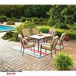 outdoor furniture set is very durable