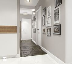 Aranżacje wnętrz - Hol / Przedpokój: JASNE MIESZKANIE - Hol / przedpokój, styl nowoczesny - PEKA STUDIO. Przeglądaj, dodawaj i zapisuj najlepsze zdjęcia, pomysły i inspiracje designerskie. W bazie mamy już prawie milion fotografii! Bright Apartment, Interior Photography, Bathroom Medicine Cabinet, Gallery Wall, Photos, House Design, Doors, Living Room, Interior Design