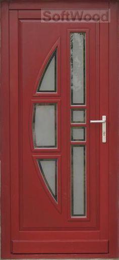 BEJ026 Fa bejárati ajtó