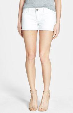 DL1961+'Lola'+Cutoff+Shorts+Jeans+(Lenox)+available+at+#Nordstrom