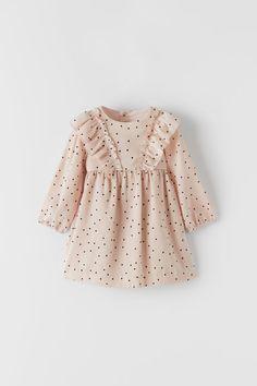 Zara Kids Dresses, Girls Dresses Online, Baby Girl Dresses, Baby Dress, Girl Outfits, Baby Girls, Fashion Kids, Dress Anak, Vestidos Zara