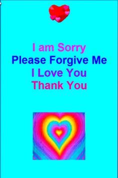 Kindness and forgiveness, image put together by Erika L Soul