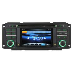 Koolertron 1999 - 2004 Jeep Grand Cherokee, Dodge, Chrysler Car DVD Player with in-dash Navigation System