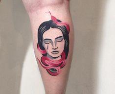 Kırmızı ve Siyahın Dövme Üzerindeki Uyumunu Gösteren 20+ Çalışma Sanatlı Bi Blog 24