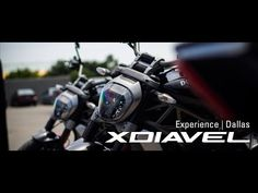 Ducati's Demo Day for the XDiavel in Dallas Texas with feedback from real demo riders discussing their time on the bike. Dallas Texas, Ducati, Sci Fi, Youtube, Science Fiction, Youtubers, Youtube Movies