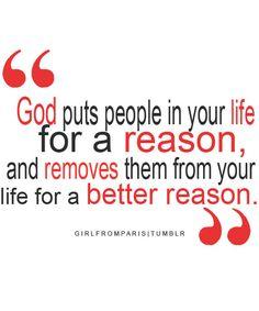 a better reason