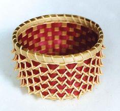 Association of Michigan Basket maker By Joyce Gardner