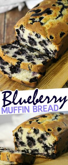 Blueberry Muffin Bread is a favourite Recipe. This blueberry loaf is wonder This Blueberry Muffin Bread is a favourite Recipe. This blueberry loaf is wonder. This Blueberry Muffin Bread is a favourite Recipe. This blueberry loaf is wonder. Blueberry Muffin Bread Recipe, Coffee Bread Recipe, Banana Bread, Delicious Desserts, Yummy Food, Tasty, Kolaci I Torte, Blue Berry Muffins, Blueberries Muffins