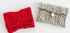 なわ編みのクラッチバッグ   編み物キット販売・編み方ワークショップ イトコバコ