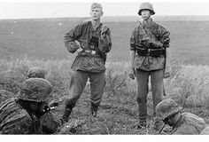 Soldiers of the Waffen-SS