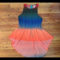 Multicolored Blouse Multicolored Blouse Tops Blouses