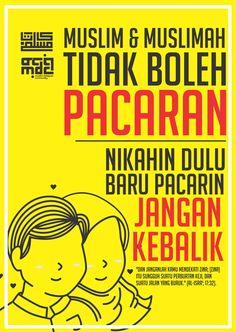 Desain PosterDakwah  Karya Kata Muslim 10