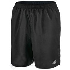 New Balance Accelerate 7 Inch Shorts Adults Black