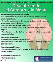 Revista on-line gratuita de Neurociencias   Asociación Educar