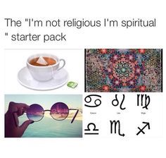 That moment when you realize that yes, this is you. You are in a starter pack now