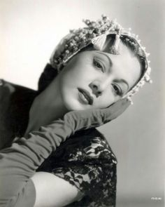 Maria Montez, 1912 - 1951. 39; actress.