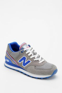 New Balance 574 Stadium Jacket Running Sneaker