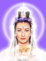 """Kwan Yin o Guan Yin es conocida como uno de los """"Cuatro Grandes Bodhisattva"""" del Budismo, Kwan-Yin es un elemento importante del budismo."""