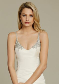 Bridal Gowns, Wedding Dresses by Jim Hjelm - Style jh8558
