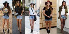 48 inspirações de como usar t-shirt (e onde comprar) - Cirdele Azevedo