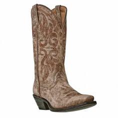 Laredo Traditional Western Boot - Maricopa - Tan