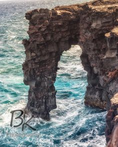 Sea Arch - Hawaii Volcano National Park  http://www.bkakronphotography.com/