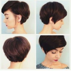 This might just be my new haircut. (K) (R) <3